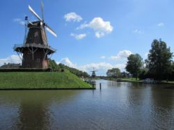 151.Molen-in-Friesland